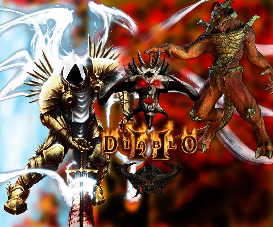 diablo 2 wallpaper by wiwern111 ...