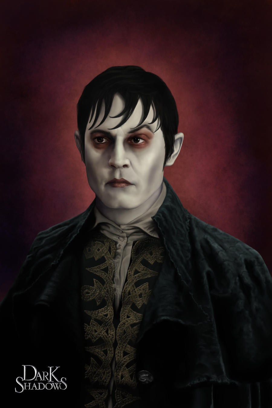 Barnabas Collins of Collinwood by JRSly