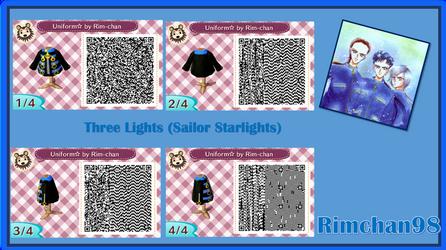 Three lights sailor moon