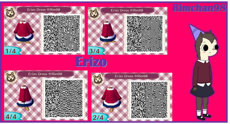 Erizo Qr Code