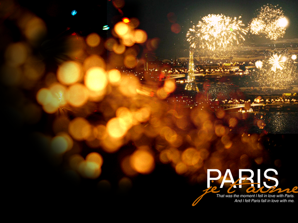 Paris Je T'aime Wallpaper By Stee16 On DeviantArt