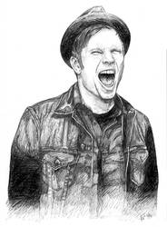 Patrick Stump by Wolfhusky123