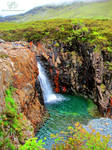 Way to the fairy pools