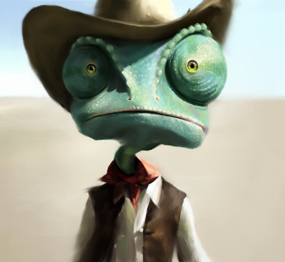 Rango by manitwo