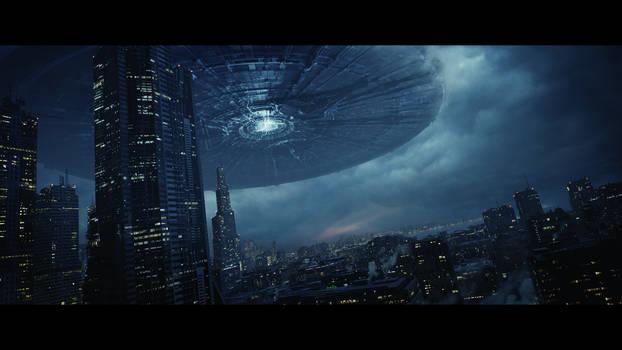 Sci-fi City II