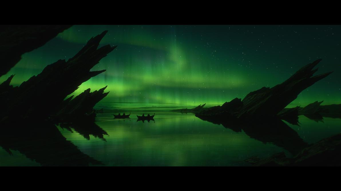 Aurora Lakes (VIDEO) by ManuelGrad