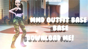 -MMD Outfit Base #3 - DOWNLOAD!