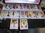 MY PERSONA 3+4 ARCANA TAROT CARDS by Miku-Nyan02