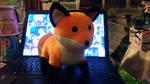 Stupidfox plushie by Miku-Nyan02