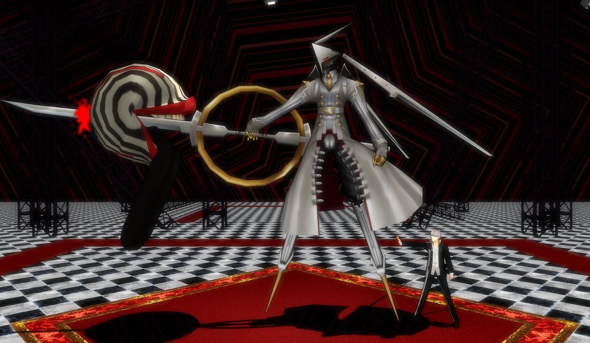 .:MMD:. Izanagi-no-Okami completed [Persona 4] by Miku ...Izanagi No Okami Wallpaper
