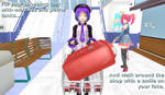 .:MMD:. Healthy Levels of Insanity 8 by Miku-Nyan02
