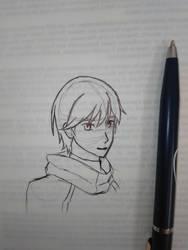 Manato [Hai to Gensou no Grimgar] by Miku-Nyan02