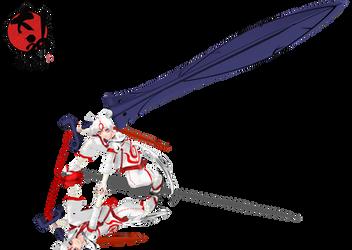 .:MMD:. Tachigami update [Okami] by Miku-Nyan02