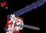 .:MMD:. Tachigami update [Okami]