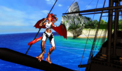 .:MMD:. ''I'm on a BOAT!''
