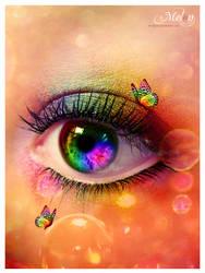 ..Rainbow.. by w-melon