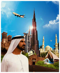 ..Dubai.. by w-melon