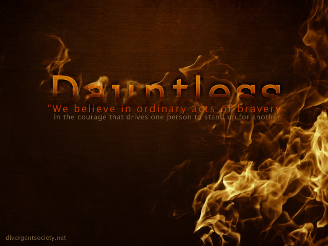 Dauntless Manifesto