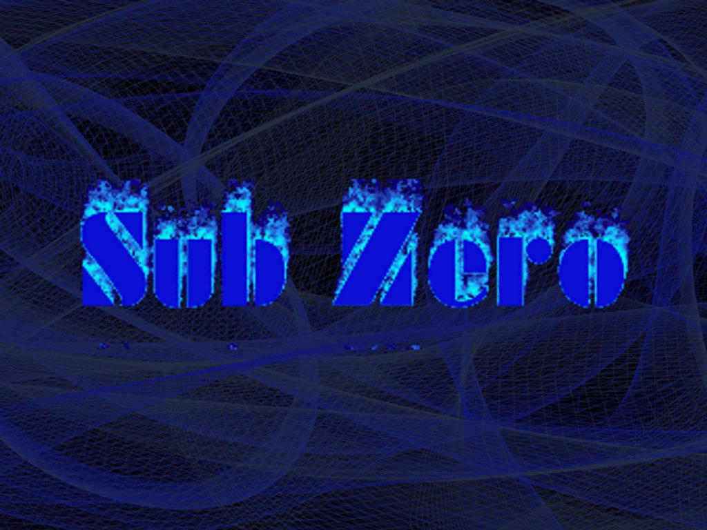 Subzero Wallpaper Thingy By Keettu On DeviantArt