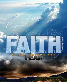 Faith Overcomes Fear