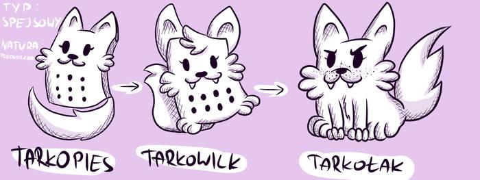 Tarkopies Pokemon