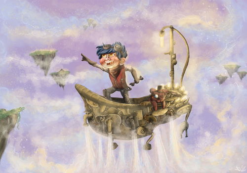 Bathtubcraft by LadyGraine