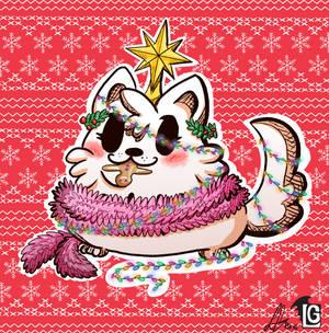 Christmas avatar Tarkopies