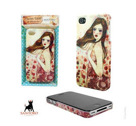 Poppies in The Sky - Phone Case