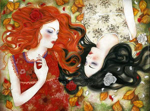 Snow-White and Rose-Red
