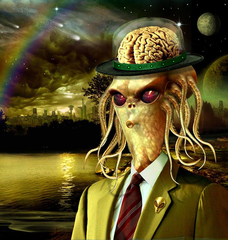 Alien Culture by funkwood