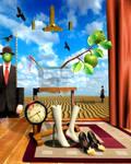 Surreal Magritte