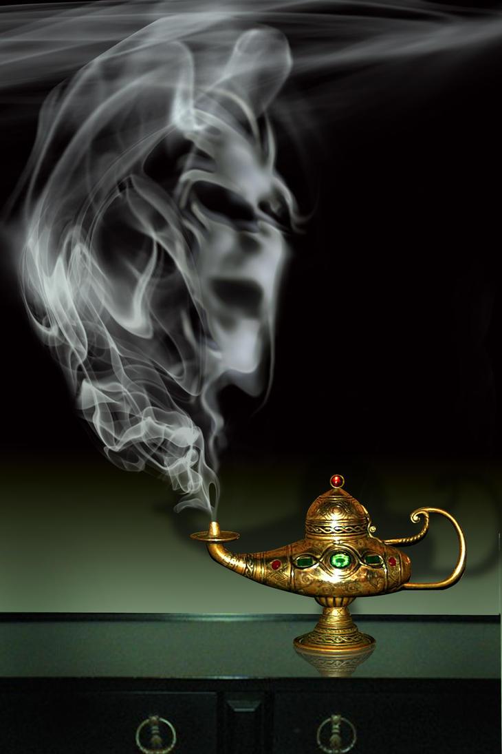 Magic Lamp By Funkwood ...