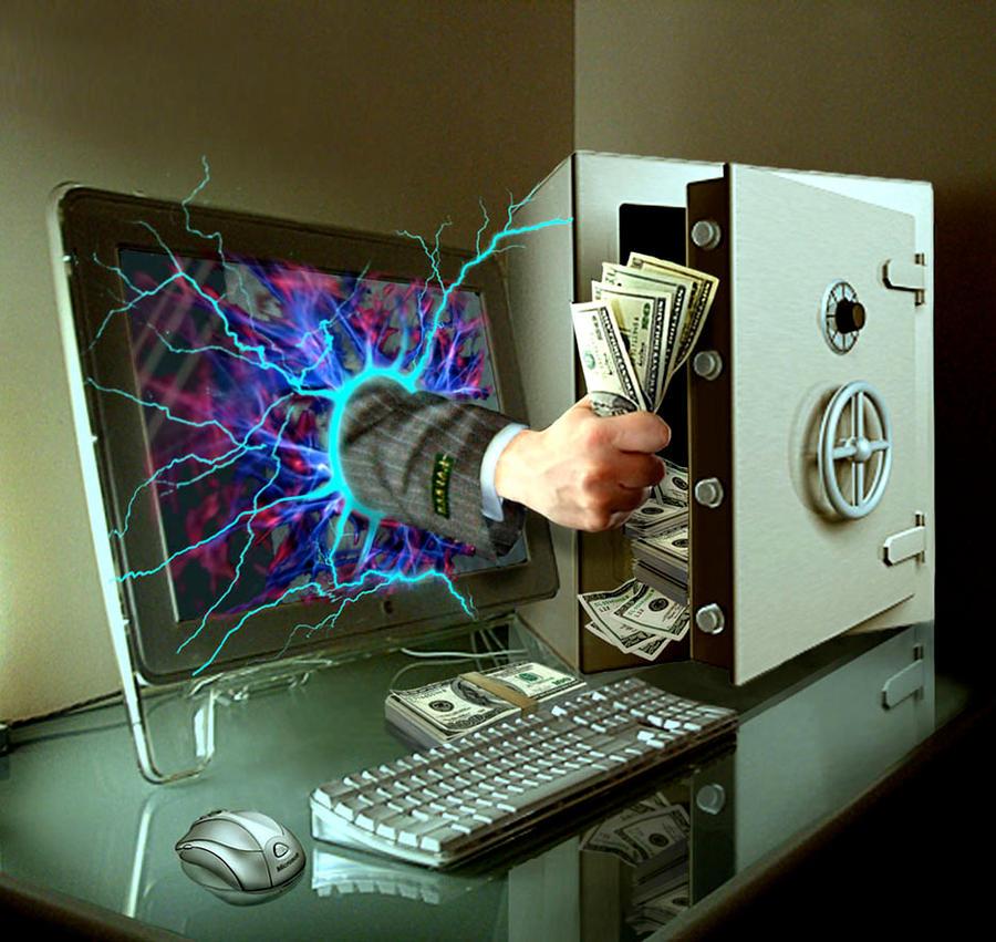 Cybercrime by funkwood