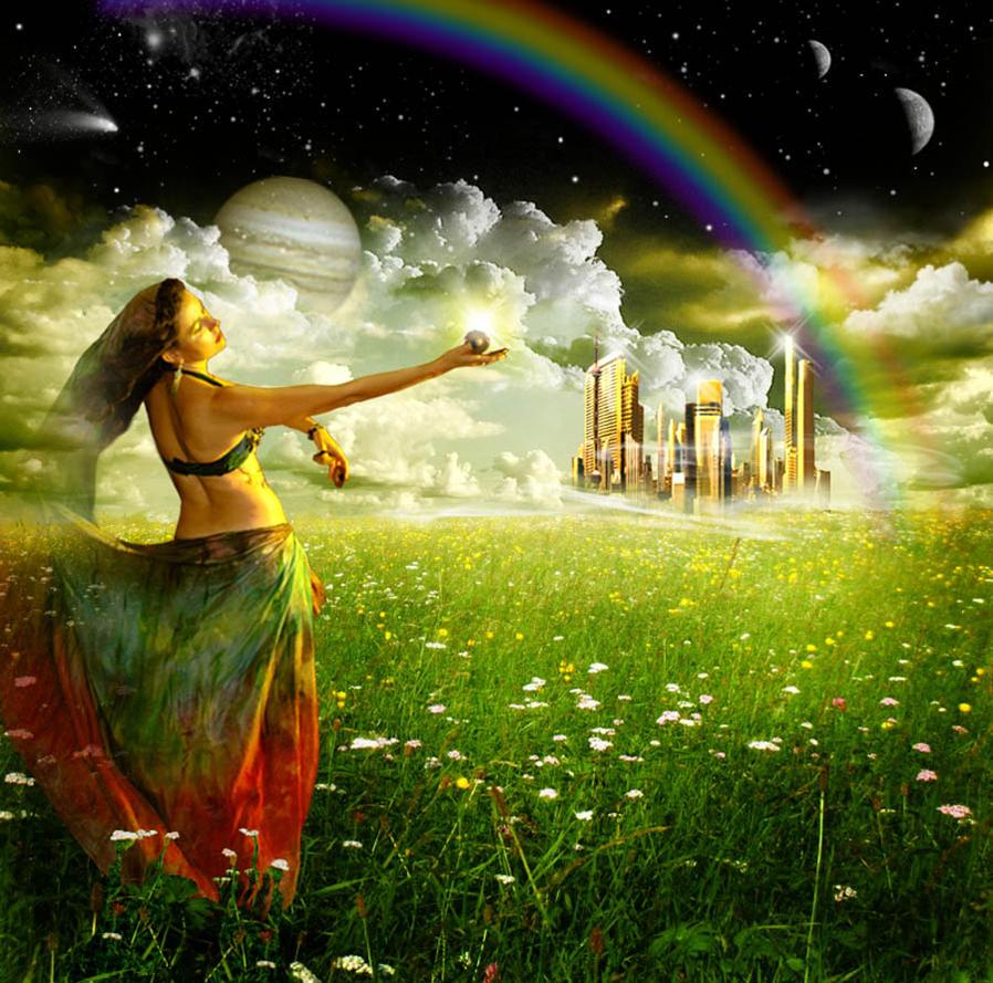 Fantasy dancer by funkwood