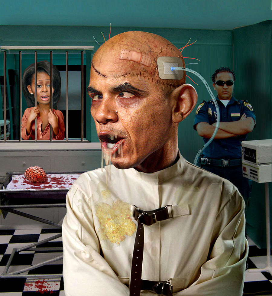 Intelli-chip Implant Surgery Blunder by funkwood