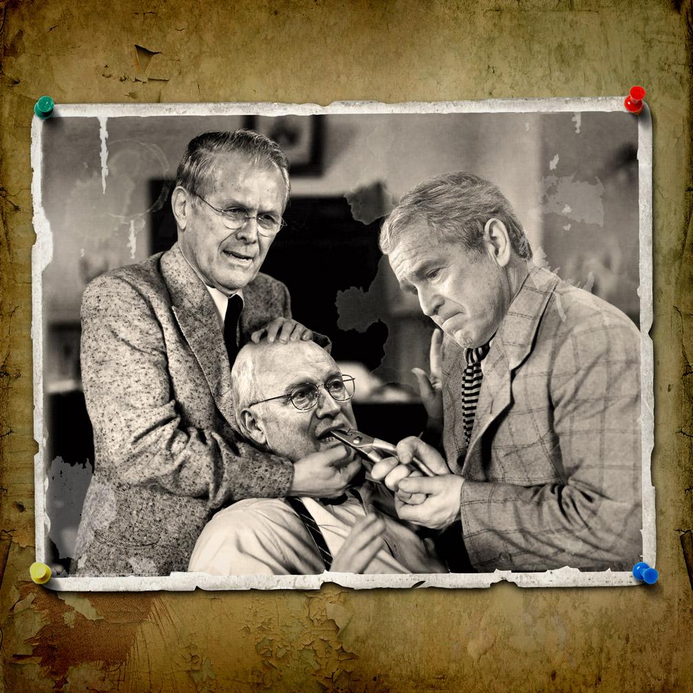 Three Stooges by funkwood