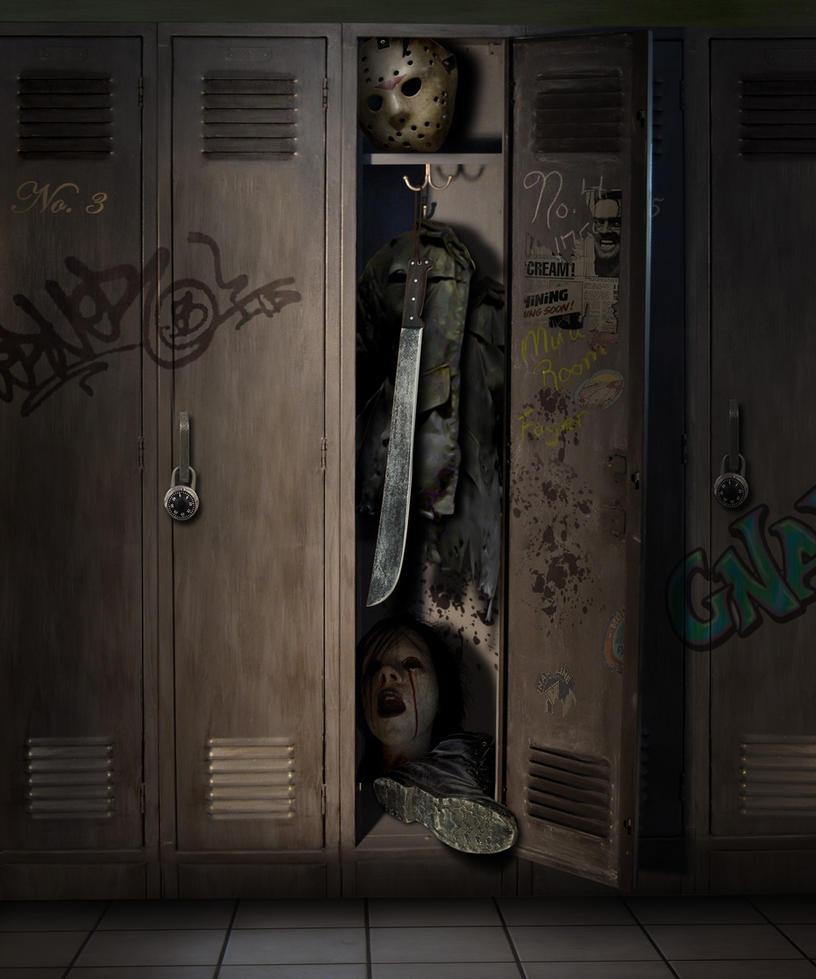 Jasons locker by funkwood