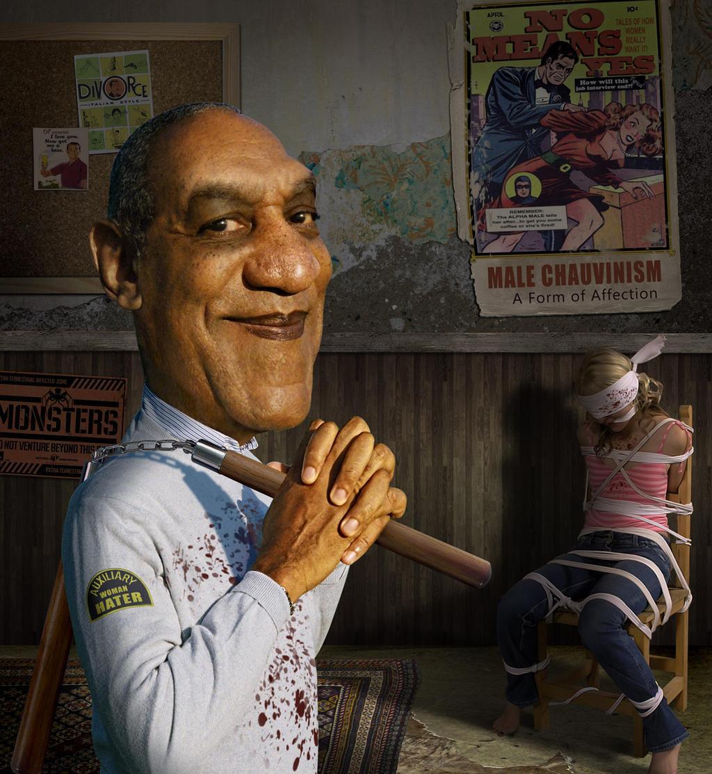 Bill Cosby by funkwood