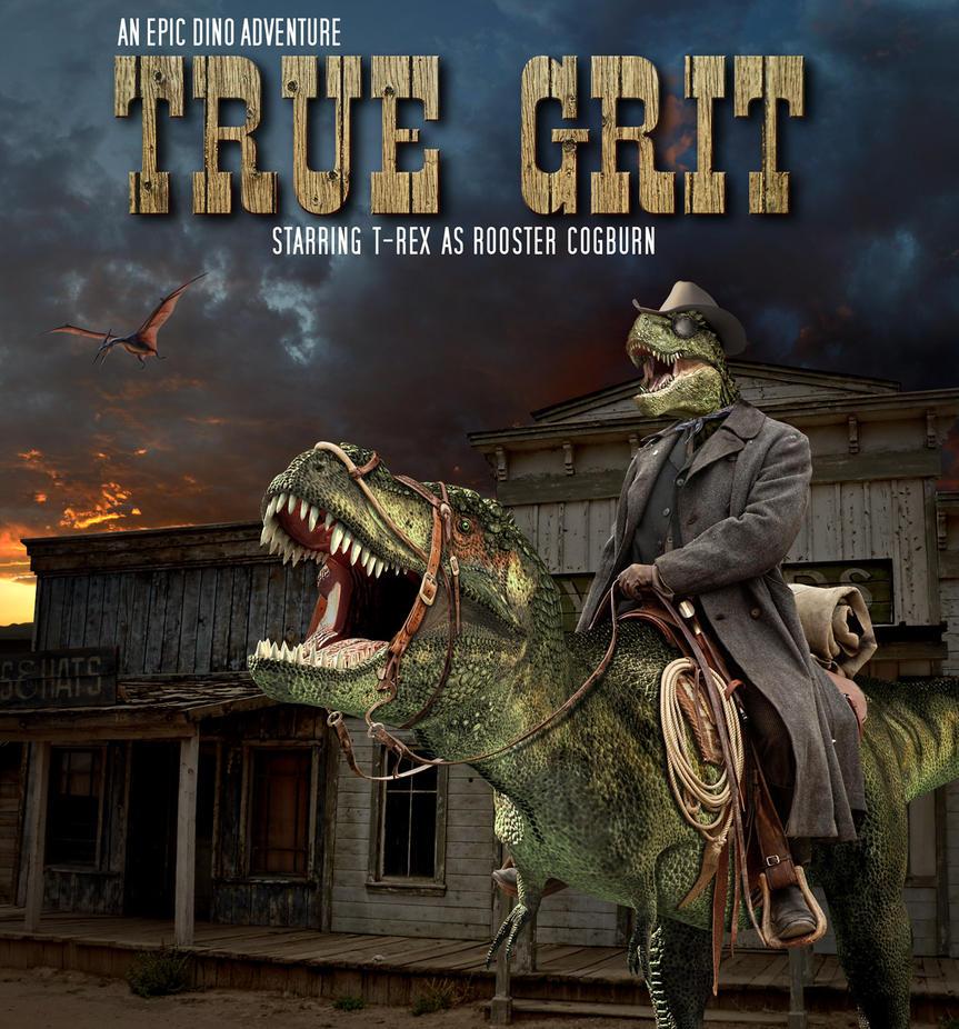 True Grit by funkwood
