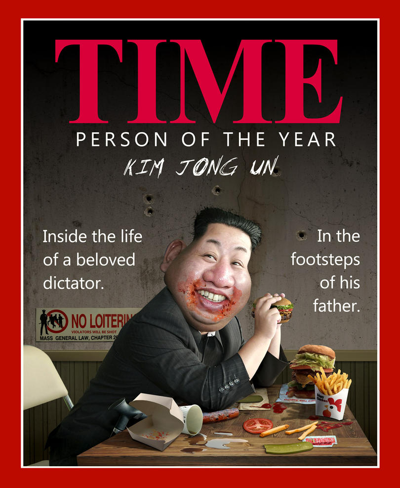 Time Man of the Year by funkwood