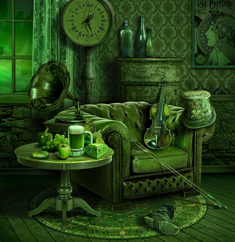 Fiddler's Den by funkwood