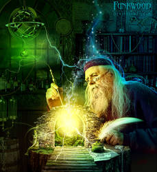 Alchemist by funkwood