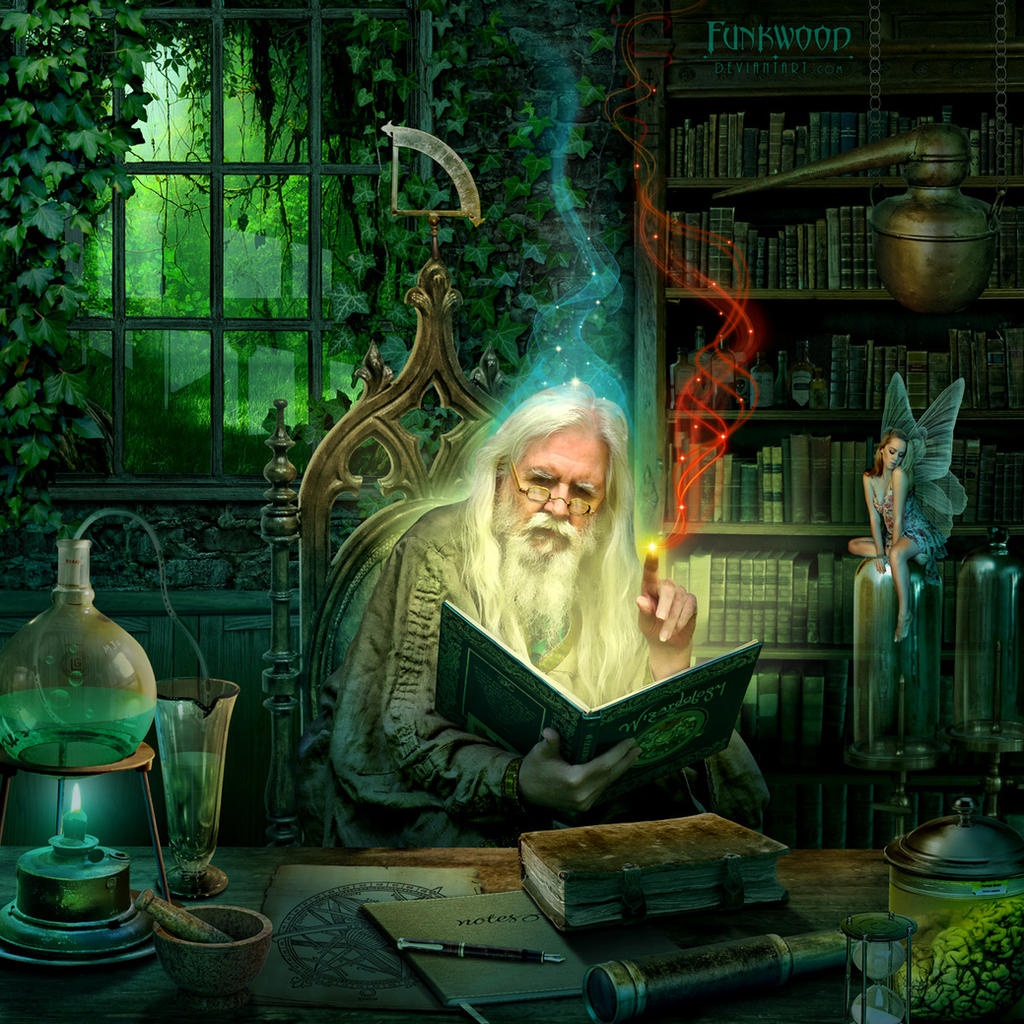 Wizards Den