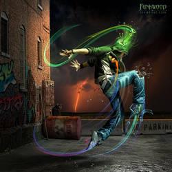 Toxic Dancer
