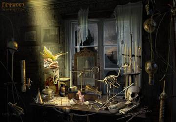 Abandoned Fantasy