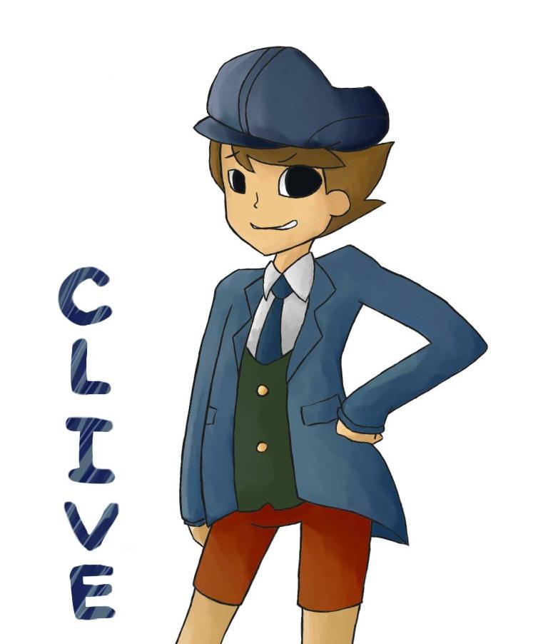 Clive by nekobun13