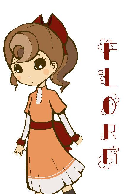 Flora Reinhold by nekobun13