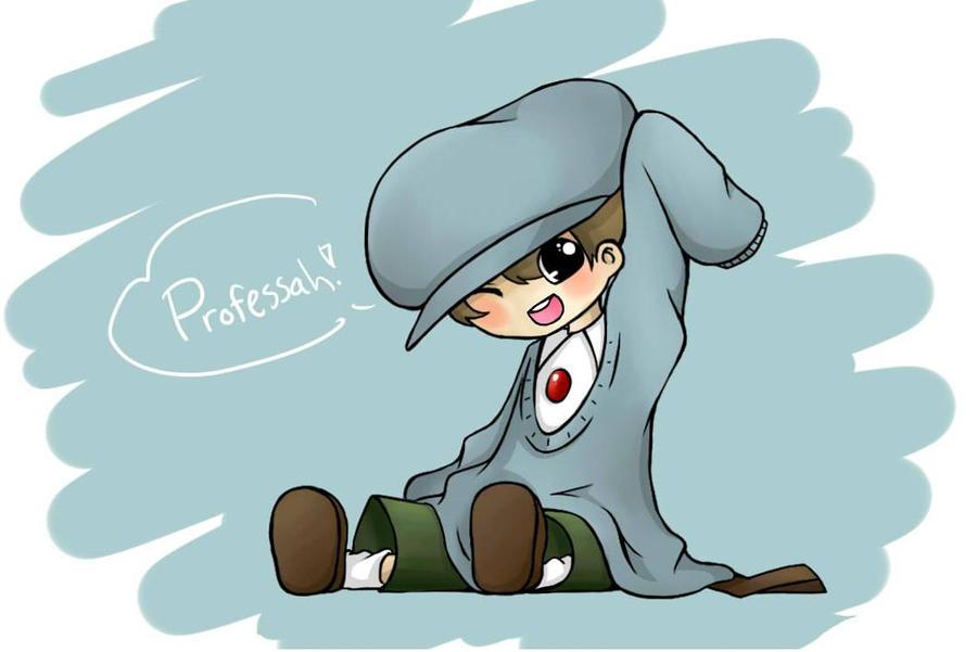 Baby Luke, Request by Minnie-Mocha by nekobun13