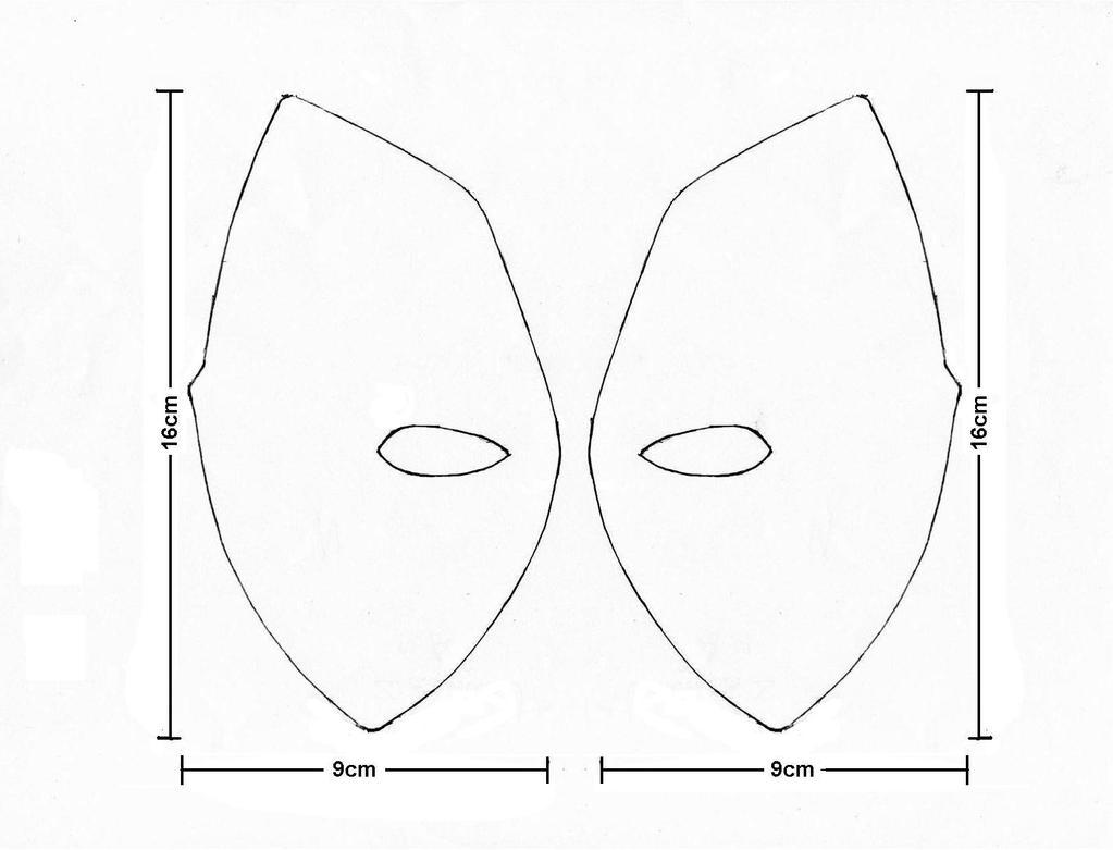 Deadpool eye templates by TJ-Jazz on DeviantArt