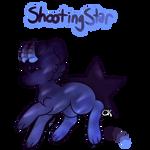 {Custom} ShootingStar Starbutt